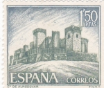 Stamps : Europe : Spain :  Castillo de Almodovar -Córdoba-  (5)