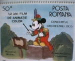 Stamps Europe - Romania -  walt disney