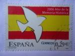 Stamps Spain -  2006 Año de la Memoria Histórica