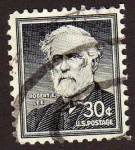 Stamps United States -  Robert E Lee