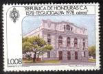 Stamps Honduras -  400 aniversario de Tegucigalpa