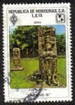Stamps of the world : Honduras :  Estela Maya