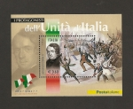Sellos de Europa - Italia -  150 Aniv. de la unidad