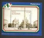Stamps Italy -  150 Aniv. de la unidad
