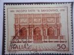 Stamps Italy -  Jacopo Tatti -