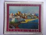 Stamps : Europe : Italy :  Isola D´Ischia - Forio (de:E.Vangelli)
