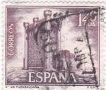 Stamps Spain -  Castillo de Fuensaldaña - Valladolid-  (5)