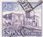 Sellos de Europa - España -  Castillo de Velez-Blanco -Málaga-  (5)