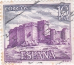 Sellos del Mundo : Europa : España : Castillo de Pedraza -Segovia-   (5)