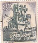 Sellos de Europa - España -  Castillo de Butrón - Vizcaya-  (5)