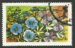 Stamps America - Oman -  Flora, bicentenario independencia Estados Unidos