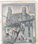 Stamps Spain -  Castillo de Frías -Burgos-  (5)
