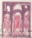 Stamps Spain -  Turismo- Mezquita de Córdoba-   (5)