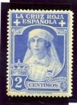 Sellos de Europa - España -  Pro Cruz Roja Española
