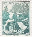 Sellos de Europa - España -  Turismo-  Valle de Bohí  -Lérida-   (5)