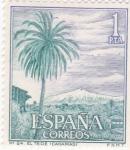 Sellos de Europa - España -  Turismo- El Teide -Canarias-   (5)