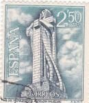 Sellos del Mundo : Europa : España : Turismo- Monumento a Colón -Huelva-   (5)