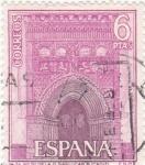 Sellos de Europa - España -  Turismo- Iglesia de Nuestra Sra. de la O -Sanlucar de Barrameda- Cádiz-    (5)