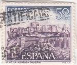 Stamps Spain -  Turismo- Alcazaba de Almería    (5)
