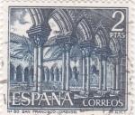 Sellos de Europa - España -  Turismo- Claustro de San Francisco -Orense-    (5)