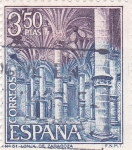 Sellos del Mundo : Europa : España : Turismo- Lonja de Zaragoza   (5)