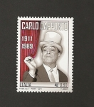 Stamps Italy -  Carlo Daporto, actor