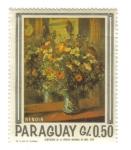Stamps Paraguay -  Renoir
