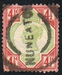 Stamps United Kingdom -  POSTAGE REVENUE
