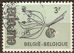 Sellos del Mundo : Europa : Bélgica : Europa-C.E.P.T.