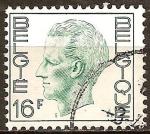 Sellos de Europa - Bélgica -  Rey Balduino.