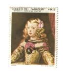 Stamps : America : Paraguay :  Velazquez