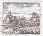Stamps Spain -  Turismo- Iglesia de San Pedro -Tarrasa- Barcelona    (5)