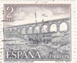 Sellos de Europa - España -  Turismo- Acueducto de Almuñecar- Granada    (5)