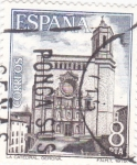 Stamps : Europe : Spain :  Turismo- Catedral de Girona   (5)