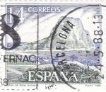 Sellos de Europa - España -  Turismo- Peñón de Ifac -Alicante-   (5)