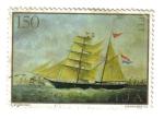 Sellos de Europa - Yugoslavia -  A. Milenkovic