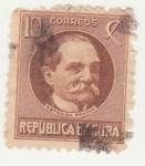 Stamps : America : Cuba :  Estrada Palma