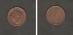 monedas de Europa - Holanda -  Reina Wilhelmina