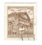 Sellos del Mundo : Europa : Austria :  Pinzgau