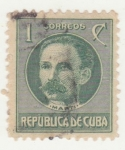 Stamps : America : Cuba :  Martin
