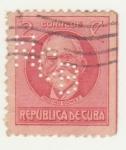 Stamps : America : Cuba :  Maximo Gomez