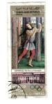 Stamps Yemen -  Botticelli: