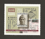 Sellos de Europa - Italia -  Día del Sello, proyecto Dante