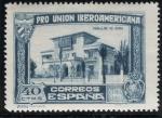 Stamps Spain -  ESPAÑA 575 PRO UNION IBEROAMERICANA