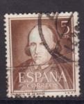 Stamps Spain -  Calderon de la Barca