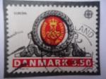 Stamps Denmark -  Europa CEPT