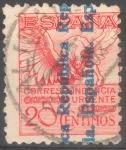 Sellos de Europa - España -  ESPAÑA 603 ALFONSO XIII SOBRECARGADOS