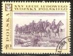 Sellos de Europa - Polonia -  SEPTIEMBRE  1939.   PINTURA  DE  M.  BYLINA