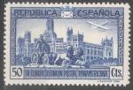 Sellos de Europa - España -  ESPAÑA 617 III CONGRESO DE LA UNION POSTAL PANAMERICANA