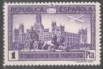 Stamps : Europe : Spain :  ESPAÑA 618 III CONGRESO DE LA UNION POSTAL PANAMERICANA